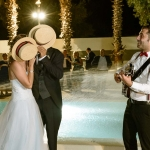 A wonderful couple for a gorgeous destination wedding in sicily, Milazzo